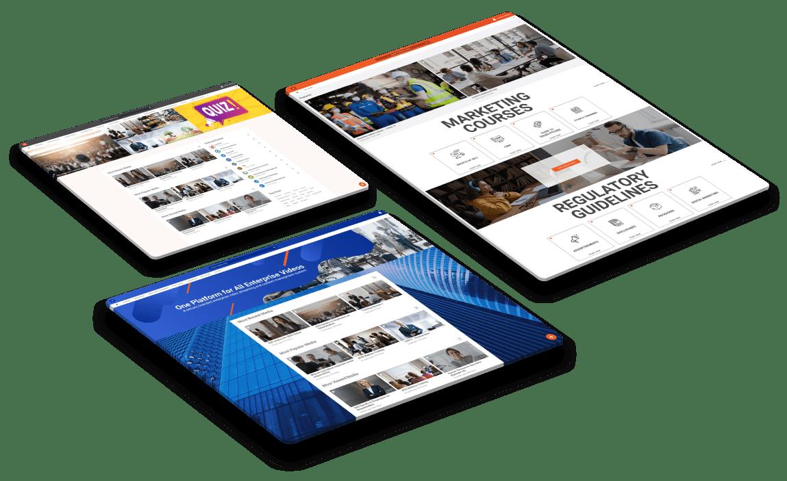 Enterprise Video Content Management System