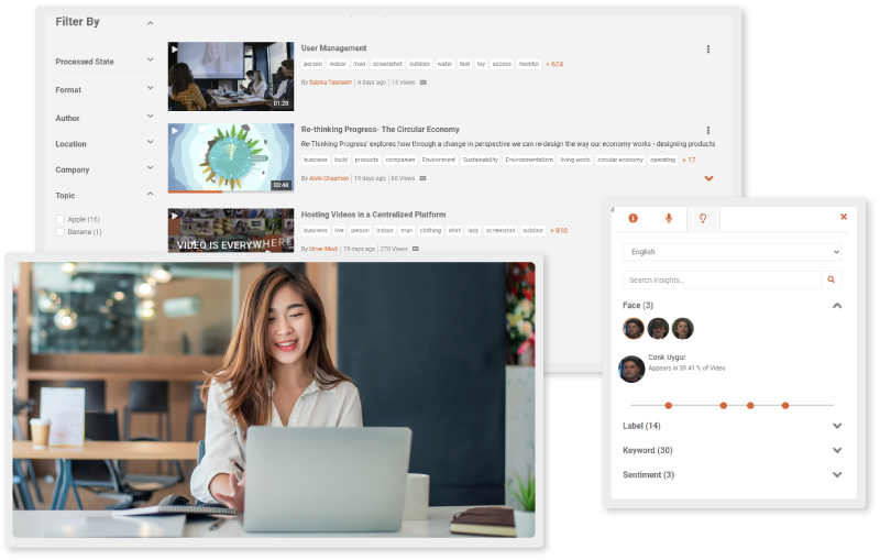 Enhanced Video Search