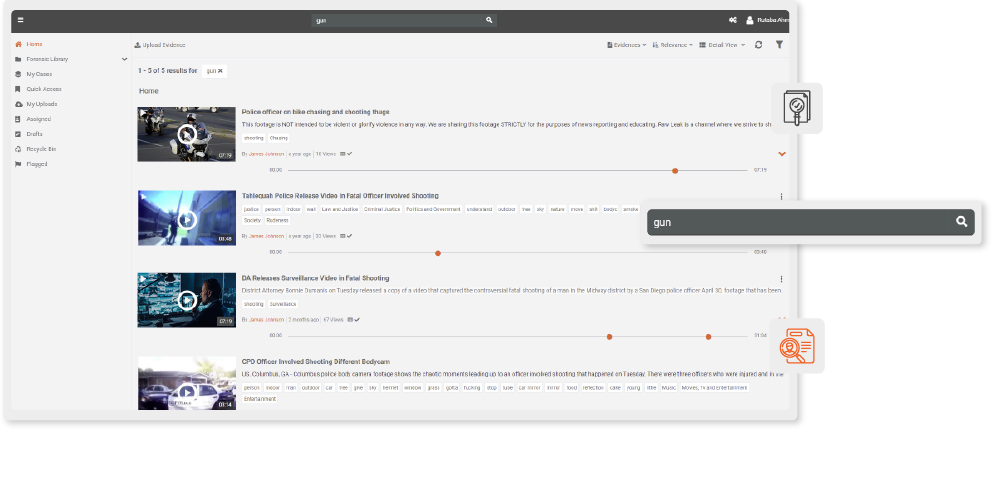 Quickly Extract Valuable Insights from Evidence