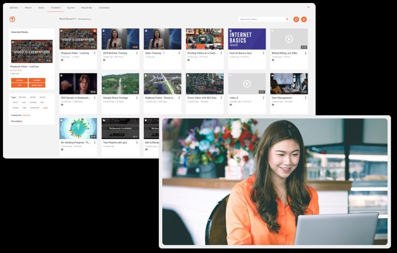 Video Content Organization