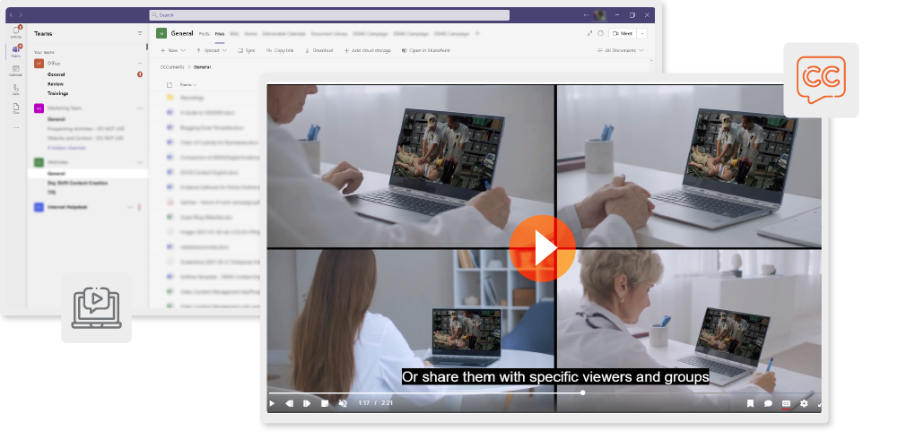 Global and Adaptive Viewing Experience